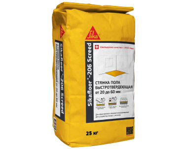 Sikafloor®-206 Screed